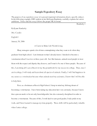 brilliant ideas of example of good expository essays on format brilliant ideas of example of good expository essays on letter template