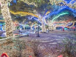 see christmas lights in houston
