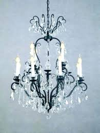iron and crystal chandelier iron crystal chandelier wrought iron crystal chandelier chandeliers design in wonderful iron