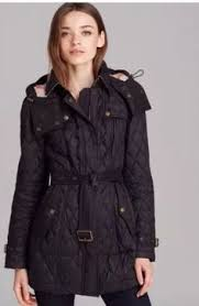 Burberry Brit Finsbridge Long Quilted Coat | Bloomingdale's ... & Womens Burberry Brit Finsbridge Belted Quilted Jacket XS,S & M Available  NWT #BurberryBrit Adamdwight.com