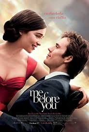 Romantic Movie Poster Amazon Com Me Before You Movie Poster 11 X 17 Style A