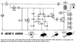 ignition coil driver circuit