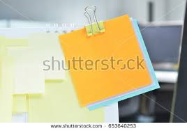 idea office supplies. Paper Notes On Calendar At Business Office With Copy Space For Writing Your New Idea, Idea Supplies