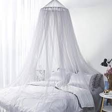 Amazon.com: Mosquito Net Princess Bed Canopy For Children Fly Insect ...