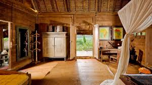 bambu indah is located around a 20 minute car ride from ubud and probably offers one of the city s if not the island s most luxurious hotel settings