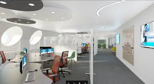 interior design for office space. Design. An Harmonized Interior Design For Office Space