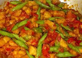 Savesave sayur tahu tempe usus pedas for later. Resep Tumis Buncis Tempe Pedas Oleh Dapurcitra Cookpad