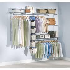 8 ft anium closet configurations kit