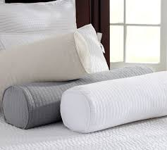 Daybed Cover With Bolster Pillows
