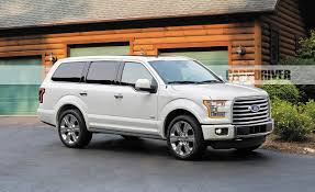 2018 ford suv. contemporary ford 2018 ford expedition  lincoln navigator 25 cars worth waiting for u2013  feature car and driver to ford suv