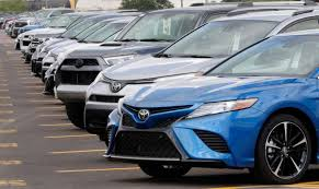 Houston Car Sales Fall For The First Time This Year Houston Chronicle