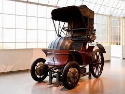 FIRST ELECTRIC CAR  LOHNERPORSCHEMIXTEVOITURETTE  Pinterest