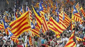 Výsledek obrázku pro katalánská vlajka