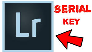 lightroom serial key 2017