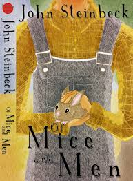 john steinbeck of mice and men thinglink review of the novel thehungryreader wordpress com title of mice and men author john steinbeck publisher penguin isbn 978 0142000670 genre literary