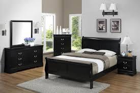 Black bedroom furniture Coaster Philip Black Queen Bedroom Set Katy Furniture Katy Furniture Philip Black Queen Bedroom Set Katy Furniture