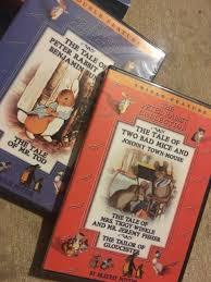peter rabbit the volume i dvd 2002
