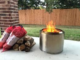 terrific solo stove bonfire fire pit the solo stove bonfire steel fire pit terrific solo stove bonfire