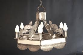 revival period chandelier