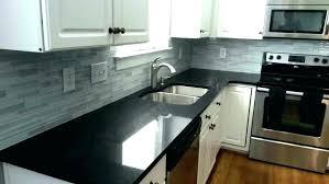 kitchen countertops quartz with dark cabinets. Grey Quartz With Dark Cabinets Midnight Black Kitchen Countertops Blue