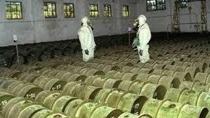 Image result for کشف کارگاه تولید سلاح شیمیایی تروریستها توسط ارتش سوریه در غوطهشرقی