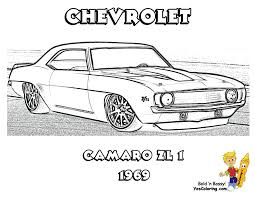 Gusto Car Coloring Pages Porsche Corvette