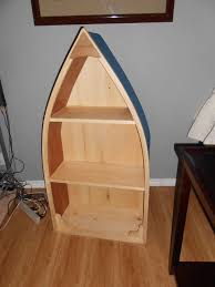 picture of how to build a boat shelf