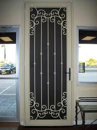 guarda screen door rare patio door screen guard commercial security screen door guard security