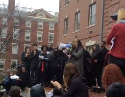 the demands brown university demands