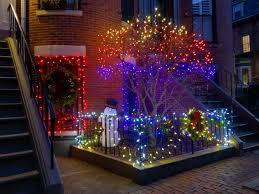 xmas lighting decorations. Wallpaper : City, Night, Evening, Sony, Christmas, Holiday, Christmas Lights, Decorations, Event, Boston, Light, Tree, Xmas, Lighting, Festive, Fun, Rx100, Xmas Lighting Decorations