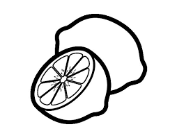 Small Picture Lemons coloring page Coloringcrewcom