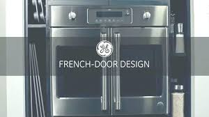 french door oven cafe french door oven french door wall ovens are the next trend french french door oven