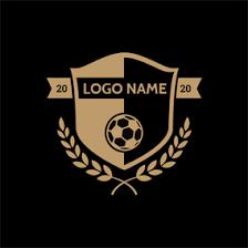 Soccer Logo Maker Free Football Logo Designs For You Designevo Logo Maker