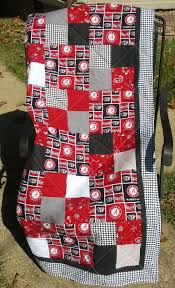 University of Alabama Quilt in Multi by NeNesQuilts on Etsy ... & University of Alabama Quilt in Multi by NeNesQuilts on Etsy Adamdwight.com