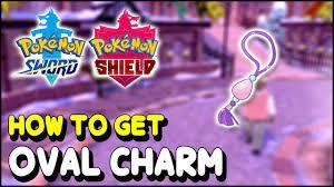 Pokemon Sword & Shield OVAL CHARM Location - YouTube