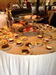 Chart House Easter Brunch Menu Dessert Table Picture Of Chart House Restaurant Lakeville