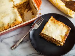 Classic Lasagne Classic Baked Lasagna Bolognese Lasagne Alla Bolognese Recipe