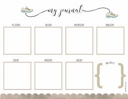 Free Fitness Planner Printable Book Customize Online Print