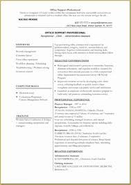 Medical Cv Template Free Download Of Free Resume Template For Mac