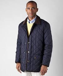 Quilt By Association: Gentleman's Gazette On The Quilted Jacket & My colleague Sven over at Gentleman's Gazette put up a great post this week  on the quilted jacket. Adamdwight.com