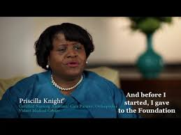 For Priscilla Knight, a Vidant employee... - Vidant Health Foundation