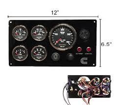 cummins marine instrument cluster custom design wiring image is loading cummins marine instrument cluster custom design wiring