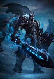 40409532 Jaw Dropping Arthas And Jaina Cosplay From World Of