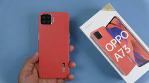 Oppo A73 unboxing, camera, antutu, gaming test - YouTube