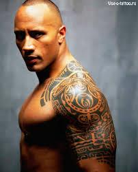 татуировки дуэйна джонсона фото и значение