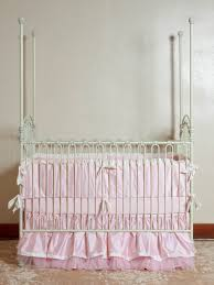 Antique Baby Cribs Decorating Antique White Bratt Decor Crib Matched With Beauty