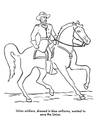 Small Picture USA Printables America Civil War Coloring Pages Abraham Lincoln