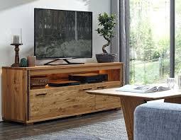 Natura Bayville Tv Board Mit Schwarzen Zierleisten Jetzt Online Highboard  Wohnzimmer Weiss Bild Zeigt Evtl Zubehar