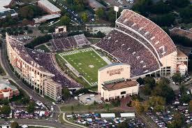 Davis Wade Stadium Seating Chart Davis Wade Stadium Mississippi State Bulldogs Stadium