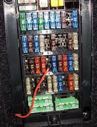 fusebox where to tap for an extra circuit rennlist discussion attached images
